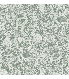 2861-25724-Equinox Wallpaper by A Street-Revival Fauna