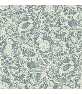 2861-25726-Equinox Wallpaper by A Street-Revival Fauna