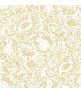 2861-25727-Equinox Wallpaper by A Street-Revival Fauna