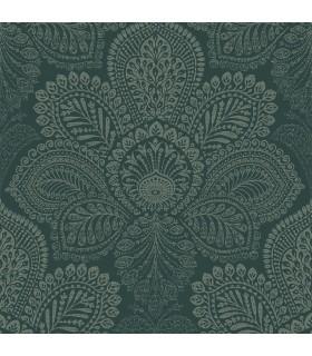 2861-25729-Equinox Wallpaper by A Street-Triumph Medallion