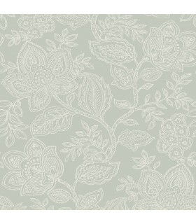 2861-25736-Equinox Wallpaper by A Street-Larkin Floral