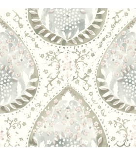 2861-25749-Equinox Wallpaper by A Street-Alistair Medallion