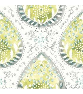 2861-25750-Equinox Wallpaper by A Street-Alistair Medallion
