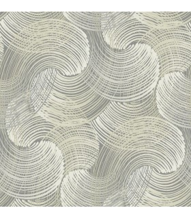 2964-25906-Scott Living Wallpaper by A Street-Karson Swirling Geometric