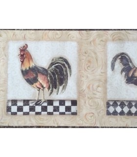 KM7816B Rooster Border Special