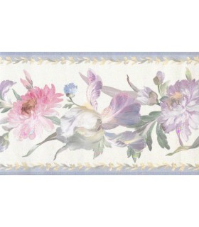 51306180 - Floral Border Special/In Register