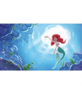 JL1370M - Disney The Little Mermaid Mural