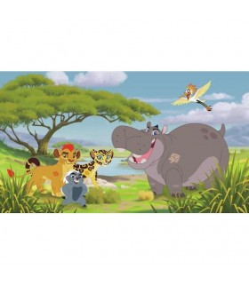 JL1382M - Disney Lion Guard Mural
