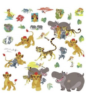 RMK3174SCS - Disney The Lion Guard Wall Decals
