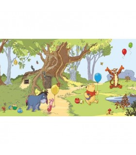 JL1220M - Disney Pooh and Friends Mural