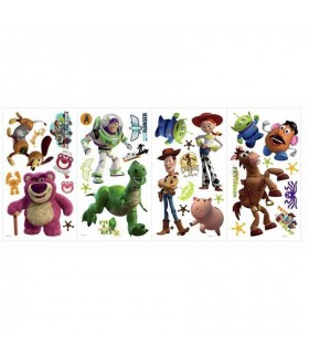 RMK1428SCS - Disney Toy Story 3 Wall Decals