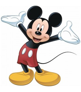 RMK1508GM - Disney Mickey Mouse Giant Wall Decal