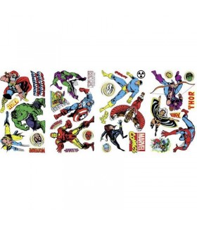RMK2328SCS - Marvel Character Wall Decals