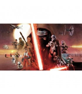JL1369M - Star Wars-The Force Awakens Mural