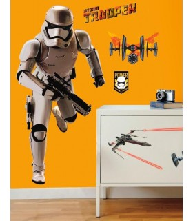 RMK3150GM - Star Wars-Stormtrooper Giant Wall Decal