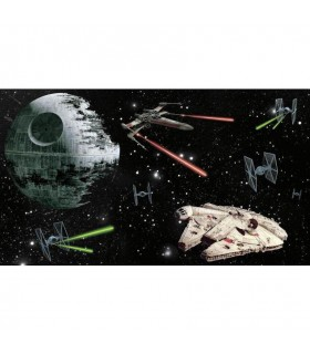 JL1399M - Star Wars Vehicles Mural
