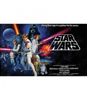 JL1217M - Star Wars Classic Mural