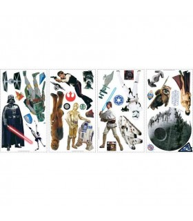 RMK1586SCS - Star Wars Classic Wall Decals